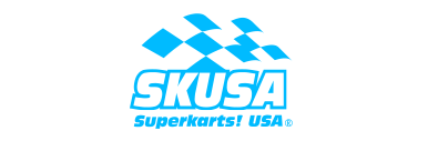 Superkarts! USA (SKUSA) logo